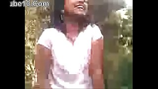 Indian Village Girl Fucked in Jungle for Money Porn Video