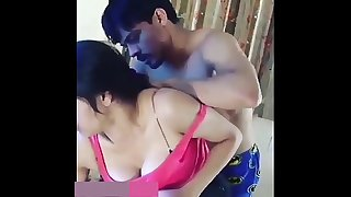 Desi Couple Romance MMS leaked !